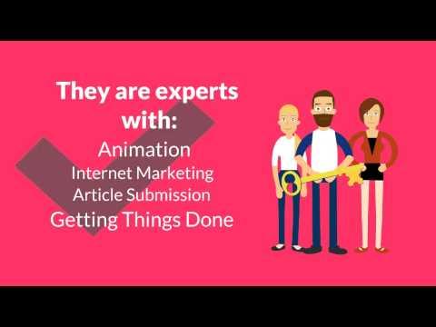 VideoMaker FX – Lisa Character Explainer